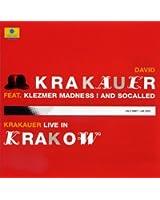 Krakauer Live in Krakow