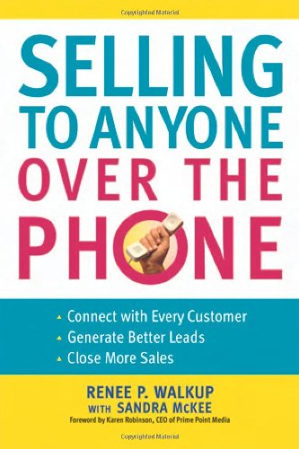 SELLING-TO-ANYONE-OVER-PHONE-By-Sandra-Mckee-Mint-Condition