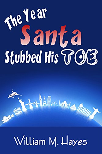 Book: The Year Santa Stubbed His Toe by William M Hayes