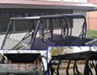 Extreme Metal Products Mid-Size 2011 and 2012 Polaris Ranger Crew Hard Top for UTV. 11640