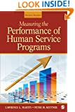 Measuring the Performance of Human Service Programs (SAGE Human Services Guides)