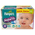Pampers - 81371198 - Active Fit Couch...