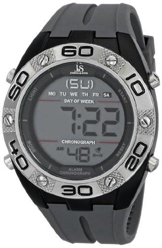Joshua & Sons JS66GY - Reloj para hombres