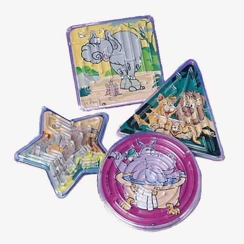 Animal Maze Puzzles