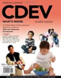 img - for CDEV (with Review Card and CourseMate with eBook, 1 term (6 months) Printed Access Card) (Engaging 4LTR Press Titles in Psychology) book / textbook / text book