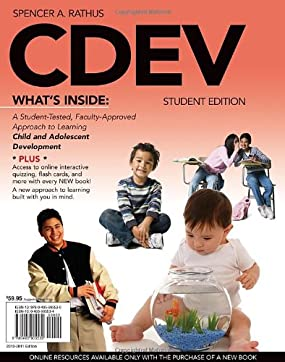 CDEV (with Review Cards and Psychology CourseMate with eBook Printed Access Card) (Available Titles Coursemate)