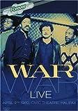 echange, troc War - Live: Civic Theater Halifax 1980 [Import anglais]
