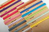 Neotrims Wavy Scallop Edge Lace Crochet Trimming Ribbon Trim Craft By The Yard Ideal for Crafts Scrapbooking and Dressmaking Comes in 15 Beautiful Colours