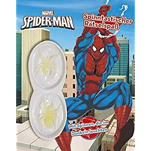 Spiderman Spinntastischer Rätselspaß