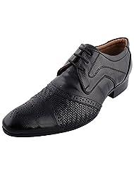 D.Desire Men's Leather Formals & Lace-Up Flats - B00Y1EF5BK