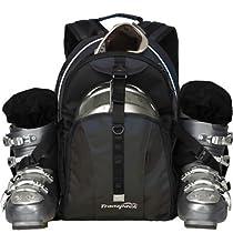 Transpack Sidekick Pro Boot Backpack (Black)
