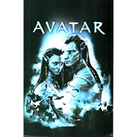 Avatar Movie (Embrace) Poster Print - 22x34