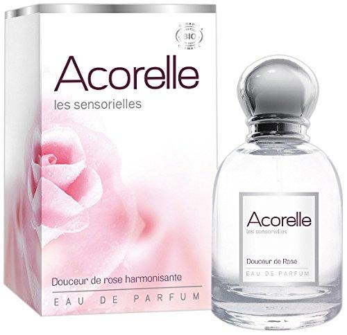 Acorelle Organic Perfumes Acorelle Organic Eau de Parfum - R de Rose