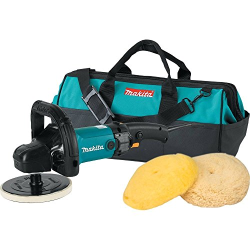 Best Review Of Makita 9237CX3 7-Inch Variable Speed Polisher-Sander with Polishing Kit
