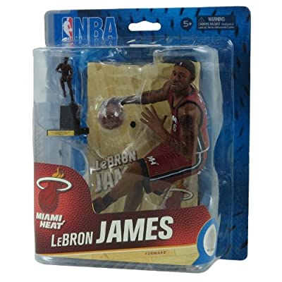 McFarlane Toys NBA Series 24 LeBron James Action Figure