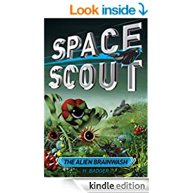 Space Scout: The Alien Brainwash