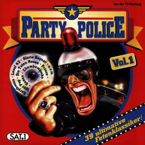 Various Artists - Party Police Vol. 1.1 - Zortam Music