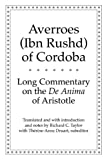 img - for Long Commentary on the De Anima of Aristotle (Yale Library of Medieval Philosophy Series) book / textbook / text book