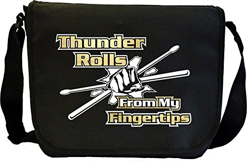 Drum-Fist-Sticks-Thunder-Rolls-Sheet-Music-Document-Bag-Musik-Notentasche-MusicaliTee