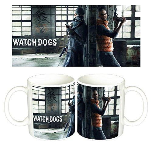 Watch Dogs C Tazza Mug