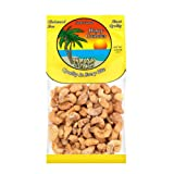 Island Snacks Cashews, Honey, 4.25-ounce