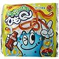 明治 グミキャンディー ひもQ コーラ&ソーダ味 20袋セット