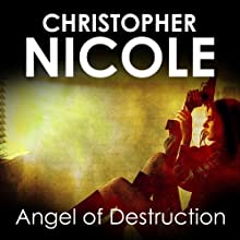 Angel of Destruction: Angel Fehrbach Series, Book 7 (       UNABRIDGED) by Christopher Nicole Narrated by Jilly Bond