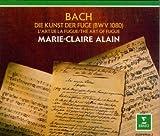 Bach: The Art of Fugue / Die Kunst Der Fuge by Bach, J.S. (1993) Audio CD