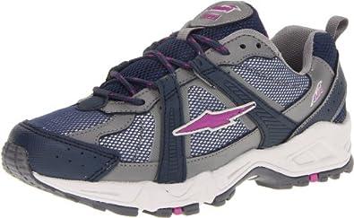 AVIA Women's A5025W Running Shoe,True Navy/Ash Grey/Damask Purple,6 M US