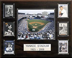 MLB 16 x 20 in. Yankee Stadium Plaque by C&I Collectables
