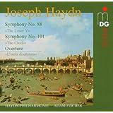 Symphonies No. 88 + 101/Overtur