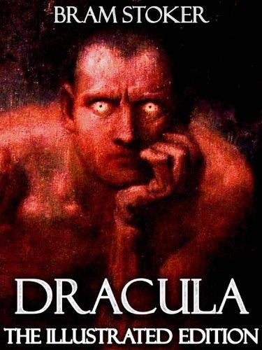 Bram Stoker - The Illustrated Dracula - The Master Edition [Illustrated] (Wonderland Imprints Master Edition)