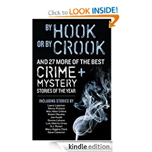 By Hook or By Crook (Best Crime & Mystery Stories of the Year)