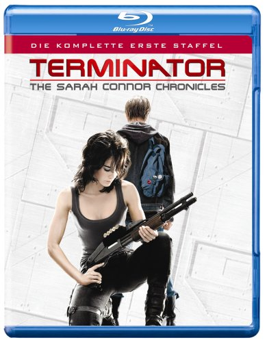Terminator - The Sarah Connor Chronicles: Die komplette erste Staffel [Blu-ray]