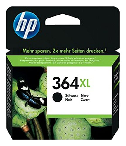 HP CN684EE Photosmart Cartuccia inchiostro nero 364XL
