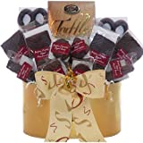 Chocolate Fantasy Belgian Chocolate Truffles and Treats Gift Box (Scheduled Delivery)
