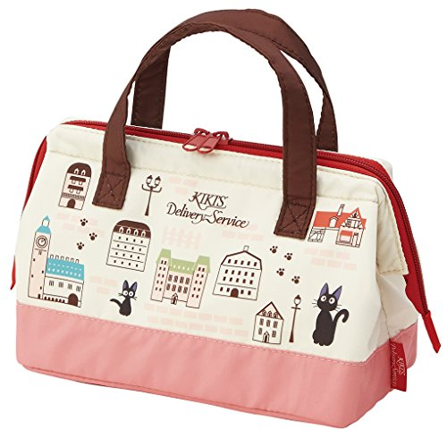 Kiki Delivery Service Pouch Type Cold Insulation Lunch Bag Bento Cooler Bag with Thermal Lining - 1