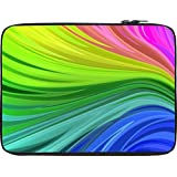 Snoogg Colourful Centric Pattern 2439 13 To 13.6 Inch Laptop Netbook Notebook Slipcase Sleeve