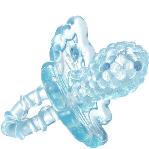 RazBaby Raz-Berry Teether Light Blue