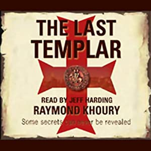 The Last Templar Audiobook