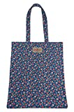 Cath Kidston NEW Cotton Book Bag Folk Ditzy Floral Blue