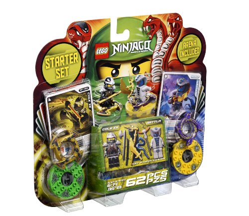 lego ninjago spinjitzu starter set 9579 - Ninjago Spinjitzu