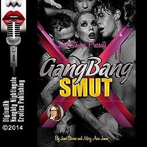 June Stevens Presents Gangbang Smut Audiobook
