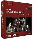 The RIAS Amadeus Quartet Recordings, vol. 2 : Schubert.