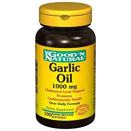 Garlic & Parsley Sftgls Nat/Wl [Health And Beauty] [Health And Beauty]