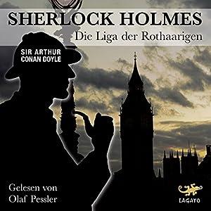 Die Liga der Rothaarigen (Sherlock Holmes) Hörbuch