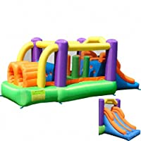 Inflatable Obstacle Pro-Racer Bounce House Bouncer from Bounceland