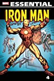 img - for Essential Iron Man, Vol. 4 (Marvel Essentials) book / textbook / text book