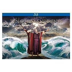 Ten Commandments: Ultimate Collectors Edition [Blu-ray]