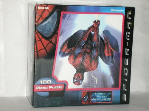 Spider-Man, 100 Piece Puzzle - 1